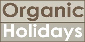 Organic holidays
