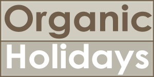 Organic Holidays - Devon Yurt