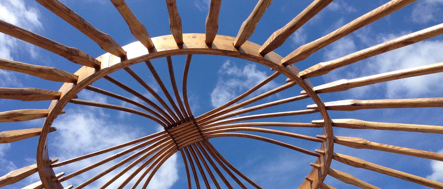 yurts-for-rent-devon - Devon Yurt