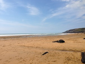 Devon and Cornwall Beaches