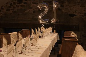 Hire the loft for your 21st party