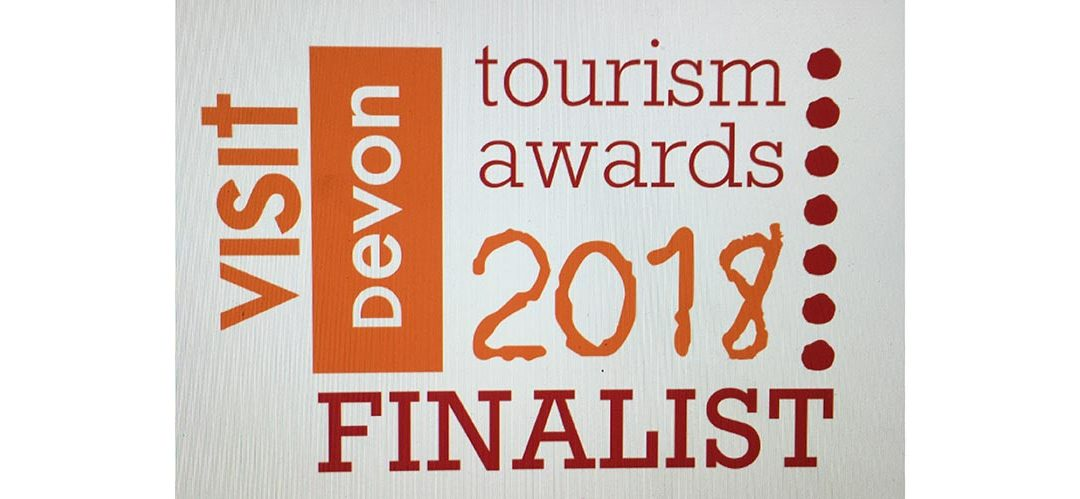 Devon Yurt are delighted to announce that we are finalist in the Visit Devon Tourism awards for 2018