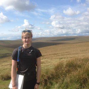 A walk on Dartmoor national park