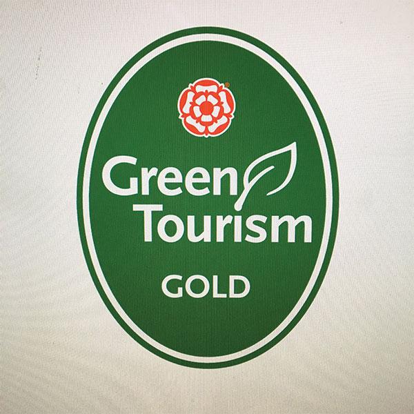 Gold Award for Green Tourism awarded to Devon Yurt