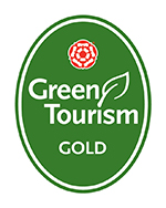 Green Tourism Award - gold