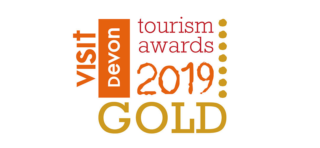 Devon Yurt gets GOLD at the Visit Devon Tourism Awards