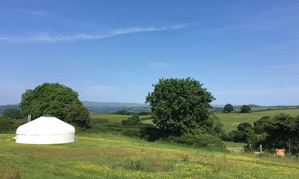 It's another Devon Tourism Award for Devon Yurt !