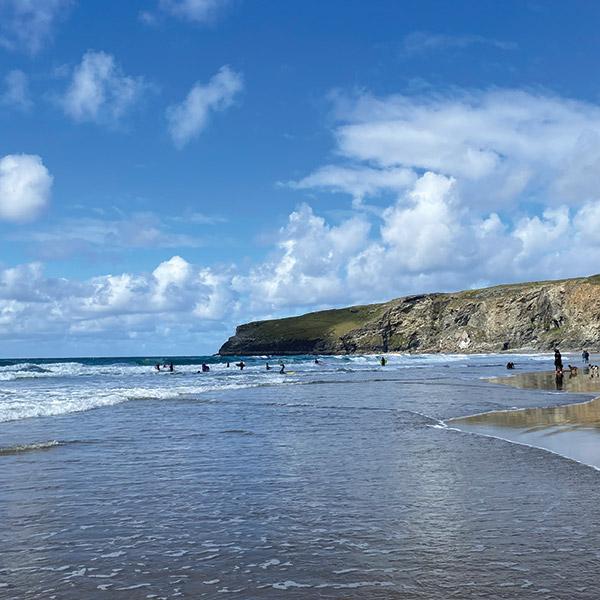 Devon Yurt's top five beaches to visit.