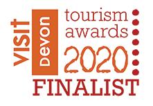 Devon Tourism Awards Finalist for 2020