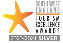 South West England Tourism Excellence Award 2021